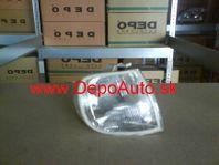 VW Polo 10/94-9/99 smerovka Pravá,biela