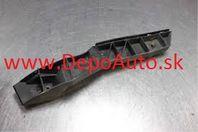 VW Polo 10/99-12/01 držiak predného nárazníku Lavý