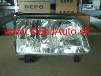 VW Polo 10/99-12/01 svetlo H1+H7 Pravé / DJ AUTO /