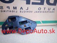 VW Polo 3/05- držiak predného nárazníka Pravý
