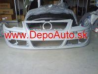 VW Polo 3/05- predný nárazník