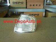 VW Polo Classic 10/95-smerovka Lavá,biela