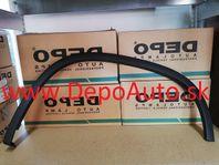 VW TIGUAN 07/11- plastový lem zadného blatníka Lavý