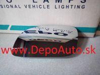 VW TOURAN 12/06-2010 sklo zrkadla Lavé,vyhrievané